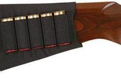 Pro tactical 12ga Ammo Holding sleeve holds 5 cartridges $ 11.50