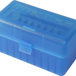 Ground force plastic 223 Ammo box holds 50 rounds MTM Style hinge $ 8.00