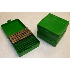 Ground Force ammo box magnum Green holds 100 rounds $ 30.00