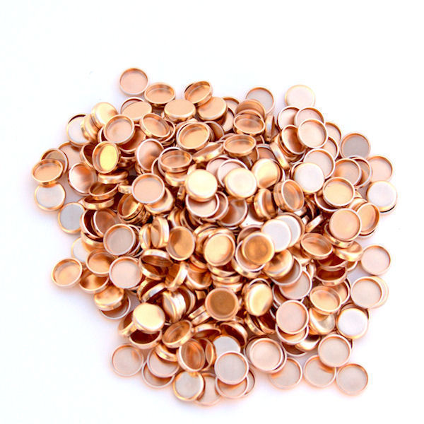 Hornady .357cal Copper gas check Box of 1000 $ 67.80