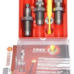 Lee 44 Spl Mag carbide die set with shell holder $ 73.65