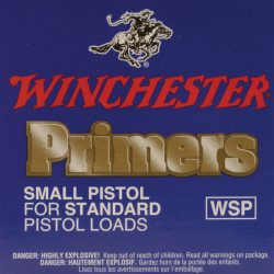 Winchester Small Pistol Primers Pack of 100 $ 6.45