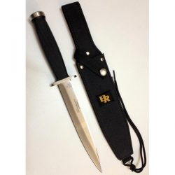 Bladerunner Pig sticker 200mm single sided stainless steel fixed blade knife with sheath $ 58.90