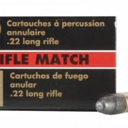 RWS 22 Rifle Match 40gr 1082 feet per second Packet of 50 $ 14.60