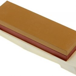 Bladerunner 200mm long combo knife sharpening stone 120 grit and 320 grit $ 17.60