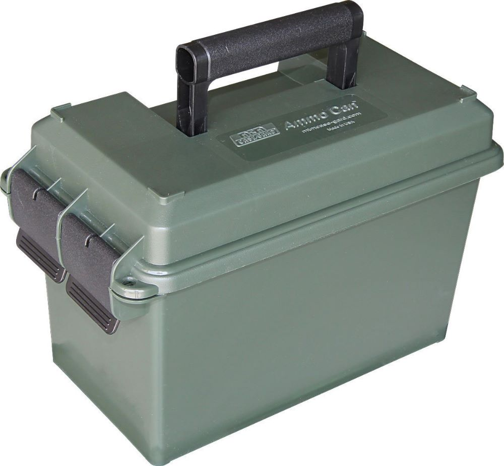 MTM Platic ammo dry can forest green $ 32.70