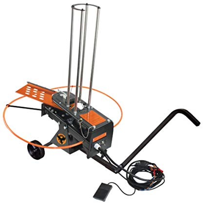 Do all Raven 75 stack 50 metre throw 7.5 release cord on a trolly 5' to 35' launch angle $ 695.00