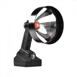 Light force enforcer hand held 50watt 170mm hid coiled cig lighter cord $ 361.15