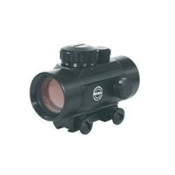 Hawke 1x25 Red dot sight 1.MOA adjustment 4MOA dot size standard height with replacement high base includes QD release uses CR2032 Battery $ 325.00