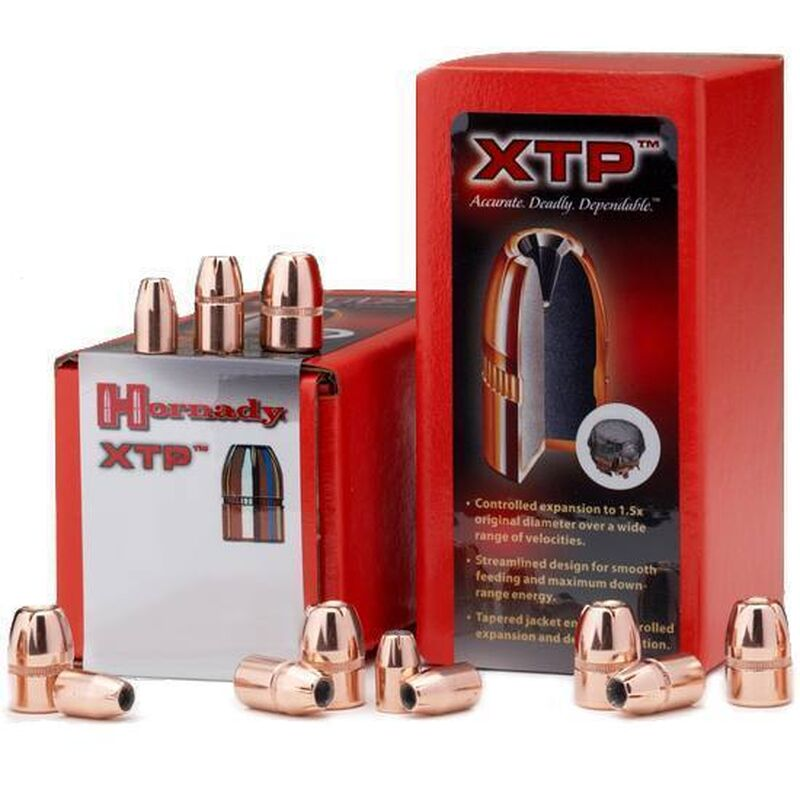 Hornady .430 - 44Mag 180gr XTP Hollow point projectile Box of 100 $ 52.70