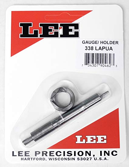 Lee 338 Lapua map 2 die set with shell holder $ 77.60