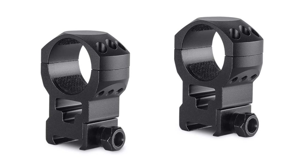 Hawke 30mm Extra high tactical rings weaver style 38mm high 6 screw top single bolt side $ 104.00