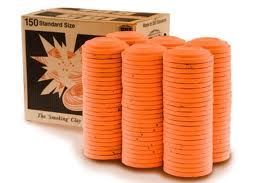 CCI Standard fluro clays Box of 150 $ 35.00