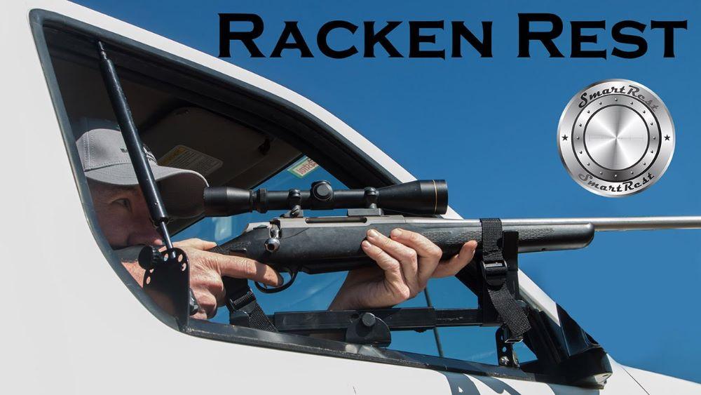 Smart rest window mounted adjustable rifle shooting rest $ 267.20