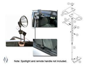 Light force support a light spot light mount $ 134.00