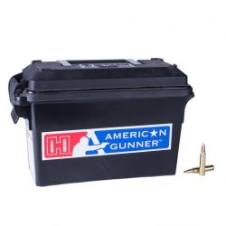 Hornady American Gunner 6.5 grendel 123 grain boat tail hollow point 2590fps Ammo carry box of 200 $ 250.00
