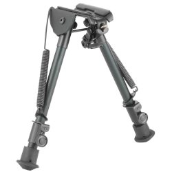 Spika 9 to 13 Inch friction adjustable leg pivoting harris type bipod $ 73.95