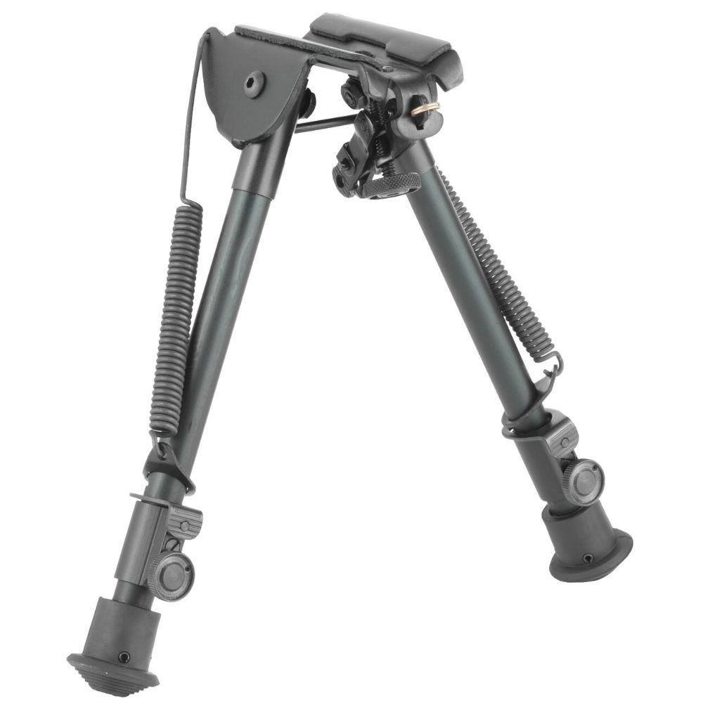 Spika 9 to 13 Inch friction adjustable leg pivoting harris type bipod $ 73.95