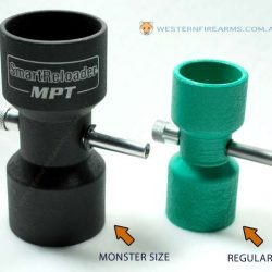 Smart reloader monster size powder trickler black $ 19.00