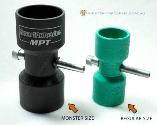 Smart reloader monster size powder trickler black $ 19.00