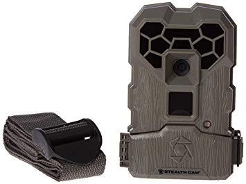 Stealth Cam 10 Megapixel 60 Foot Range Uses 8 AA Batteries $150.00