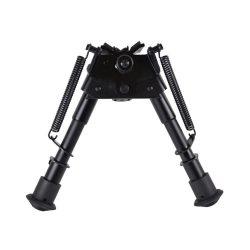 Night Prowler 6 to 9 inch notched leg pivoting harris style bipod $ 72.50