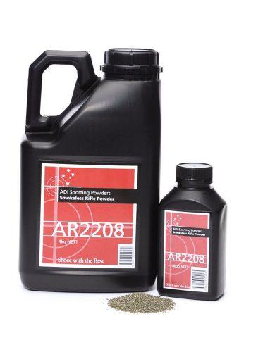 ADI Rifle Powder AR2208 4kg bottle $ 411.00