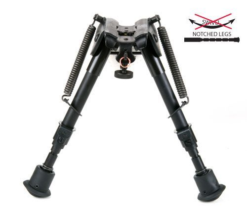 Night prowler 6 to 9 inch notched leg fixed harris style bipod $ 60.40