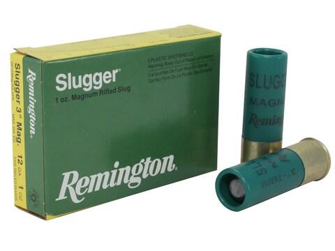 Remington 12ga 1oz Rifled foster style slug 1560fps Box of 5 $ 13.80