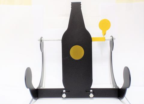 Alcock and Pierce rocking resetting air rifle Only target in the shape of a bottle $ 43.55