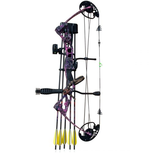 Vulture 55lbs right hand blue bow package includes compact bow stabilizer, wrist strap, bow quiver, 5 pin sight and bag $ 485.00