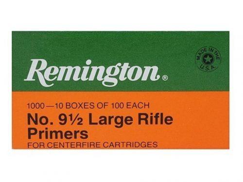Remington large rifle primer no 9.5 tray of 100 $ 8.80