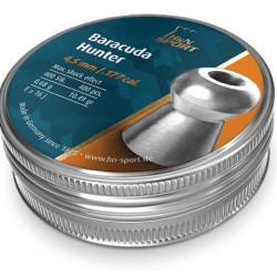 H&N 177 Baracuda Hunter 10.49gr Hollow Point Air Pellet Tin of 400 $ 21.15