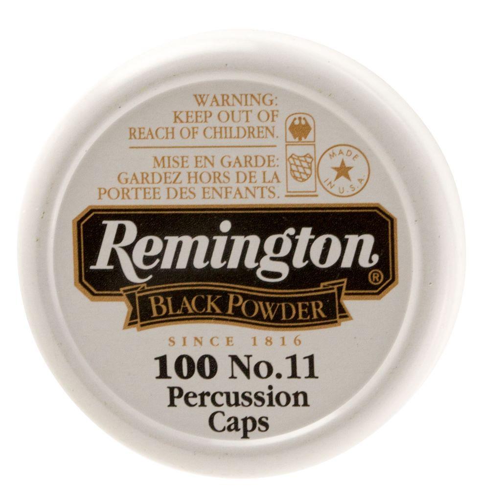 Remington No 11 Percussion cap tin of 100 $ 15.75