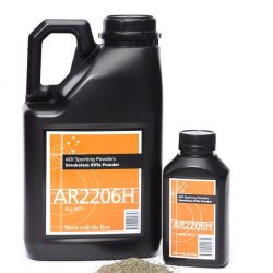 ADI Rifle powder AR2206H 4kg Bottle $ 411.00