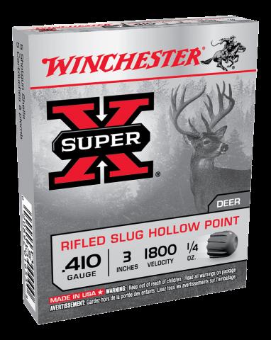Winchester 410 Ga 2.5inch Rifled slug