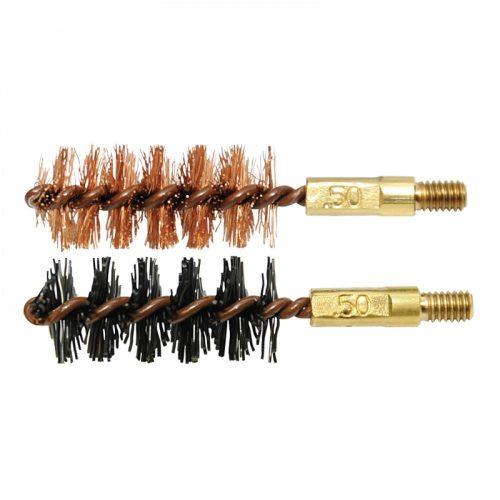 Otis 50 270 338 45 12ga 22 30 223 556 Bronze and Nylon brush
