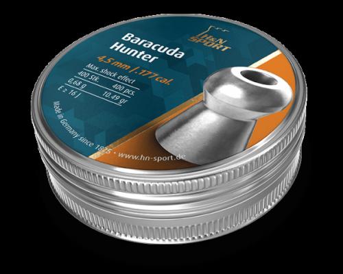 H&N 177 Baracuda Hunter 10.49gr Hollow Point air pellet tin of 400 $ 25.75