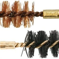 Otis 16ga Or 20ga Bronze and Nylon brush set 16ga