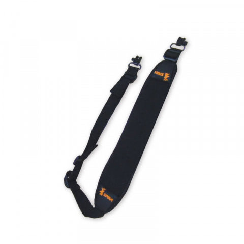 Spika neoprene soft rifle sling with swivels black $ 36.30