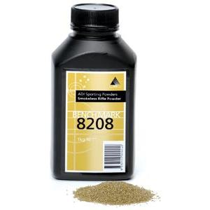 ADI Bench mark 8208 rifle powder 1 KG Bottle $ 124.00