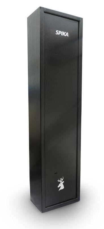 Spika Limited Addition 6 Gun Safe, Single Door, 2 Locks 1500H x 360W x 250D with Internal Seperate Lockable Box 45kg $320