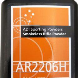 ADI AR2206H Reloading Powder 500 grams $ 57.00