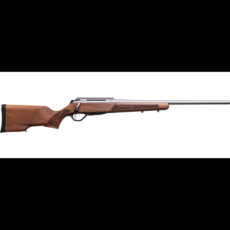 Lithgow 101 Crossover Right Hand Titanium Threaded With Walnut Stock $1340