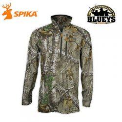 Spika Tracker microtex long sleeved camo shirt medium sized $ 77.00