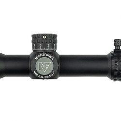 Nightforce NX8 2.5-20x50 First focal plane 30mm tube .1 Milrad zero stop digi illumination $ 3173.00