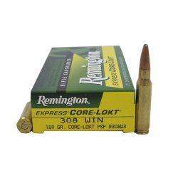 Remington 308Win 180Gr PSP Pack of 20 $ 36.60