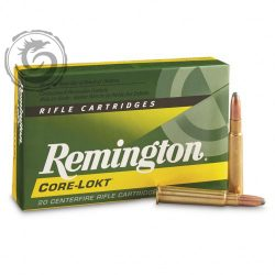 Remington 303 British 180gr SP Pack of 20 $ 44.60