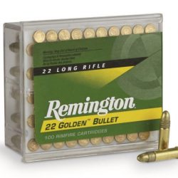 Remington 22 High velocity ammo Hard Box of 100 $ 15.85