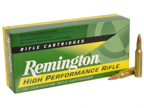Remington 222 Rem 50gr PSP Pack of 20 $ 26.10